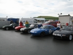The MX5s in the 2010 HSA Championship by Bob Ridge-Stearn