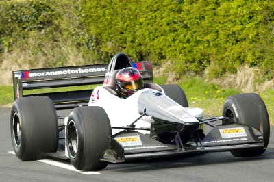 Scott Moran, 2016 British Hillclimb Champion