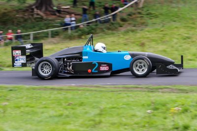Trevor Willis, 2017 British Hillclimb Champion