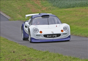 Simon Purcell took sole charge of the Gurston Championship after round 3 (John Hayward)