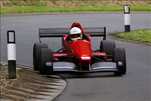 A clean sweep for Ed Hollier at Prescott (Derek Hibbert)