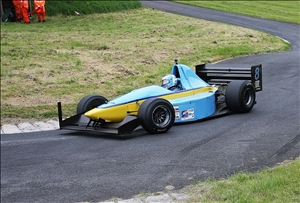 Alastair Crawford swept the board at Gurston (John Hayward)