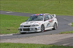 Stephen Moore took a second successive Gurston Championship title (John Hayward)