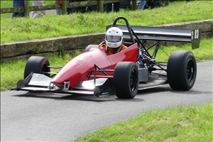 Peter D Smith set the pace throughout the weekend  (Ian Beard)