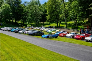 The Ettore's car park! (John Hallett)