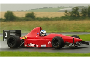 John Graham took a BSC win at Kirkistown (Tom Maxwell)