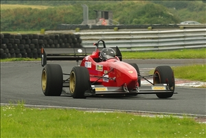 Nick Algar took a last gasp win at Kirkistown (Tom Maxwell)