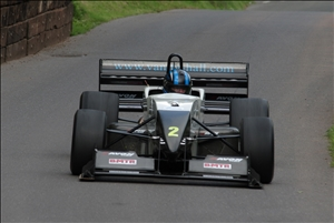 Will Hall was the class of an ultra-competitive Shelsley field (John Hallett)