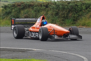 Another victory for Colin Calder's Gould GR55 (Tom Maxwell)