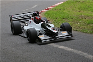Scott Moran extended his championship lead with a win at Shelsley (Derek Hibbert)