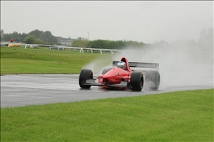 John Graham battled the elements to take FTD (Brian Taylor)