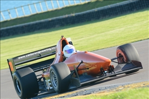Heather Calder took her third win of the year at Anglesey (N Lambert)