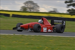 John Graham took the win at Croft (JCBPhotography.co.uk)