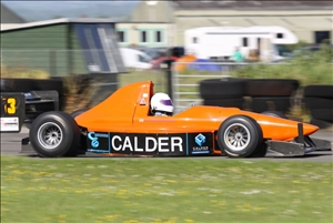 Heather Calder took her third win of the year at Pembrey (Kim Broughton)