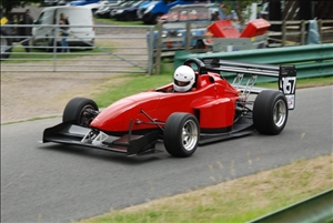 A hard fought FTD went to Chris Green's OMS 28 (C Bennett)