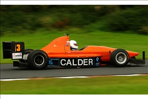 Heather Calder extended her Championship lead at Kirkistown (Tom Maxwell)