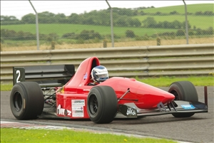 John Graham completed the Gould GR55 podium lock out (Tom Maxwell)