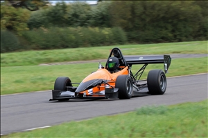 Jack Cottril set the outright pace at Curborough (Steve Wilkinson)