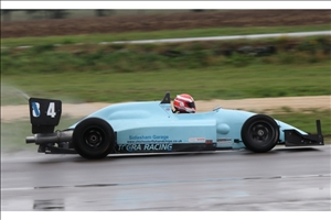 Terry Holmes was the master of the wet conditions (Kim Broughton)